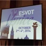 El Servicio de Ortopedia y Traumatología del Hospital Veterinario participa con dos ponencias en la ESVOT 2014 de Venecia.