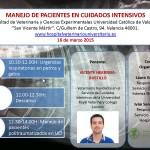 Curso sobre «Manejo de pacientes en Cuidados Intensivos»