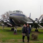 El Ejército del Aire condecora a las hermanas Lara