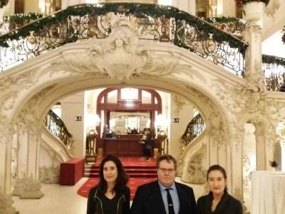 """Presentación del libro """"Breviario de Historia de España"""""""