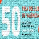 50 Fira del Llibre de València