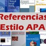 Cómo elaborar Referencias Bibliográficas en estilo APA para ARTÍCULOS DE REVISTA