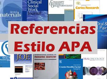 APA Revistas