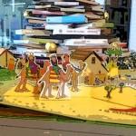 La Biblioteca de la UCV os desea Felices Fiestas!!!