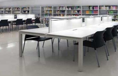 Sala Estudio Biblioteca UCV