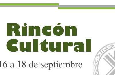 Rincón cultural 16092016
