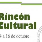 Actividades culturales para el fin de semana del 14 al 16 de octubre de 2016