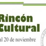 Actividades culturales para el fin de semana del 18 al 20 de noviembre de 2016