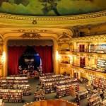 Ateneo Grand Splendid, de teatro a librería
