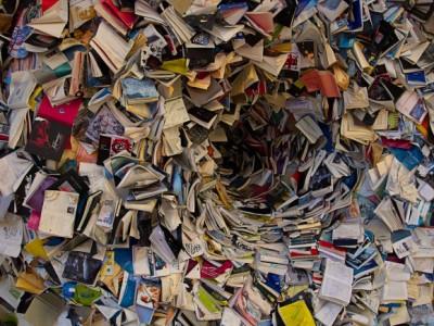 libros basura