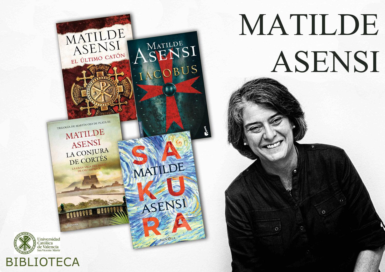 Cartel Matilde Asensi Cabecera