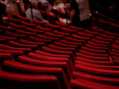 Butacas teatro