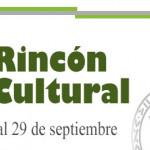 Actividades culturales para el fin de semana del 27 al 29 de septiembre de 2019