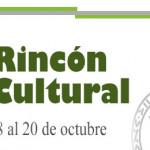 Actividades culturales para el fin de semana del 18 al 20 de octubre de 2019