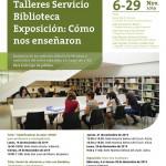 Semana de la Ciencia en las bibliotecas de la UCV