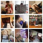 Celebramos el Día del Libro de forma diferente