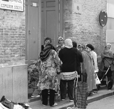 IX Jornadas de Acción Social sobre la marginación en el ámbito urbano