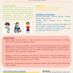 p91. Miositis posviral aguda en la infancia