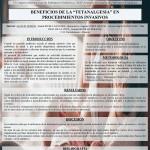 p97. Beneficios de la tetanalgesia en procedimientos invasivos.