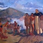 SEMINARIO INTERNACIONAL DE EVANGELIZACIÓN DE AMÉRICA. LA LLEGADA DE LAS ÓRDENES MENDICANTES A LA NUEVA ESPAÑA