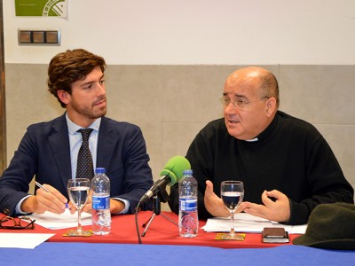 Dr. D. José Luis Sánchez y D. Lucas Montojo