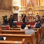 El Grupo Musical Joven de la UCV celebra su segundo concierto de Navidad