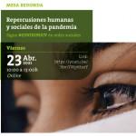 Mesa redonda: Repercusiones humanas y sociales de la pandemia