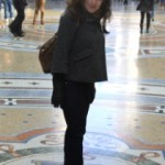 MAVI GIMENO: Erasmus en Castellanza