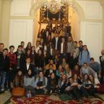 1ºB Visita el Senado y al Consejo de Estado