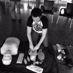 Colaboración de la Facultad de Enfermería con la Ciudad de la Esperanza