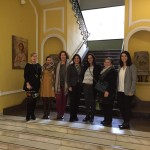 Visita de las profesoras de la Universidad de Santa Catarina (Brasil) y de la Universidad de Oporto (Portugal)