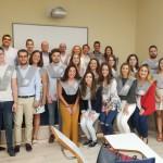 Acto Clausura Másteres Facultad de Enfermería Curso 2016-17