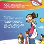 VI Congreso Internacional de Enfermería Pediátrica y XXIII Jornadas Nacionales de Enfermería Pediátrica.
