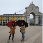 Experiencia Erasmus en Lisboa-PORTUGAL de la Alumna Lourdes García