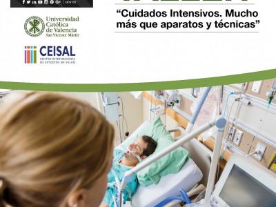 Cartel Jornada CeisalTaller gratuito Cuidados Intensivos (Sede San Juan y S Vte1)