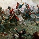Se cumple el segundo centenario de la batalla de Waterloo, el último episodio del Imperio Napoleónico