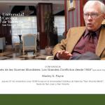 Stanley G. Payne: Los grandes conflictos desde 1945
