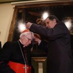 El cardenal Cañizares, investido académico de honor de la Real Academia de Cultura Valenciana