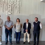 Visita Institucional de La Universidad de Alicante