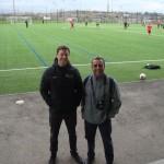 Experiencia en Doncaster College de Florentino Huertas y José Vicente Sánchez- Alarcos