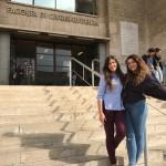 Experiencia OUT – Isabel y Minerva en Roma