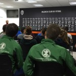 Experiencia IN – Chris Dowling -Training session of the first team of Valencia CF