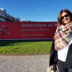 Experiencia PAS-PDI – Claudia Escorcia en la Universidad de Minho (Portugal)