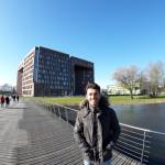 Experiencia OUT – Juan Belda en Wageningen