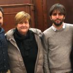 Experiencia PDI – Rubén Lorca Gutiérrez y Miryam García Escudero en Génova