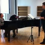 El logopeda y el profesor de canto