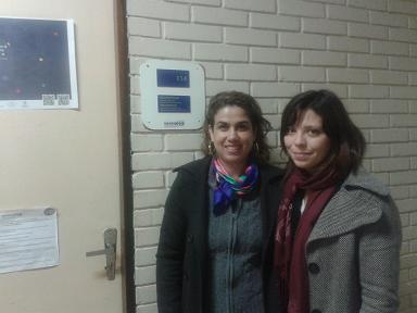 Reunión entre docentes de la Universidad Católica de Valencia y la Universidade de Rio Grande do Sul