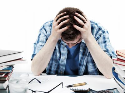 estrés académico