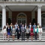 Estudiantes del Máster en Marketing Político visitan la Moncloa