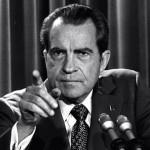 Richard Nixon: «Un hombre no está acabado cuando es derrotado. Está acabado cuando abandona»